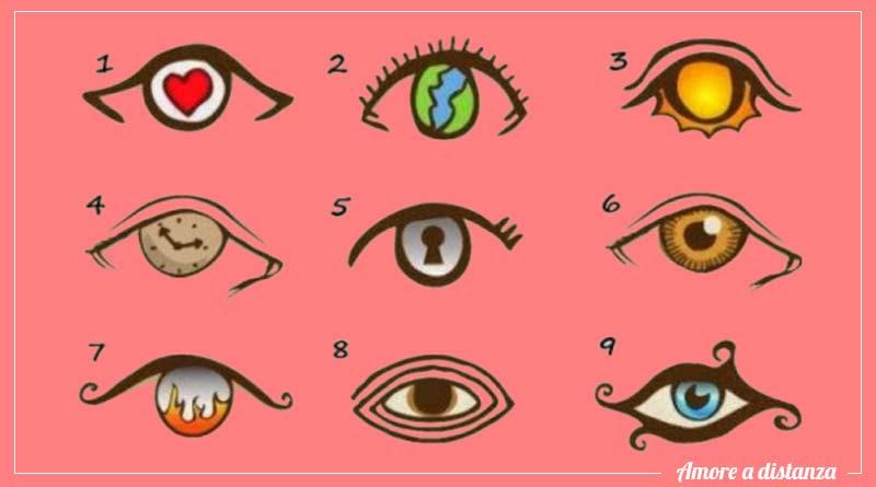 Scegli un occhio